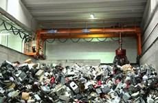 Bỉ đầu tư phát triển trí tuệ nhân tạo phục vụ phân loại rác điện tử