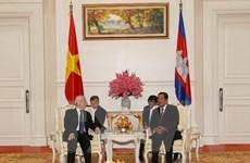 Toàn văn Tuyên bố chung CHXHCN Việt Nam-Vương quốc Campuchia