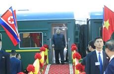 [Video] Khám phá đoàn tàu bọc thép bí ẩn của Chủ tịch Triều Tiên
