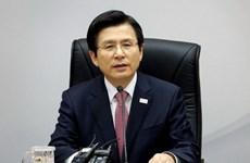 Cựu Thủ tướng Hàn Quốc Hwang Kyo-ahn làm lãnh đạo đảng đối lập