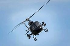 Không có người sống sót trong vụ rơi trực thăng tại Nepal