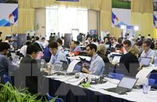 Cuộc chạy đua 'săn' tin về Hội nghị Thượng đỉnh Mỹ-Triều tại Hà Nội