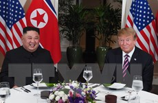 Nhà Trắng hạn chế phóng viên đưa tin về cuộc gặp thượng đỉnh Mỹ-Triều