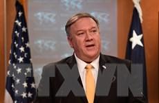 Ngoại trưởng Mỹ Pompeo sẽ đến Philippines thảo luận về an ninh