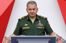Nga tăng cường quân sự gần biên giới để đáp trả hành động NATO