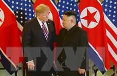 Báo chí Mỹ: Tổng thống Trump có xu hướng nhượng bộ Chủ tịch Kim