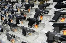 Hạ viện Mỹ thông qua dự luật thứ 2 liên quan đến kiểm soát súng đạn