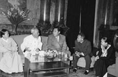 [Video] Những dấu mốc trong quan hệ Việt Nam và Triều Tiên
