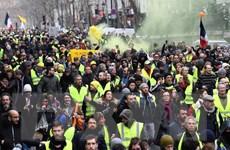 Pháp: Phe 'Áo vàng' bắt đầu tuần biểu tình thứ 16 liên tiếp