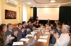 Người Việt tại Ukraine đóng góp quan trọng nâng quan hệ song phương