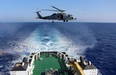 Hải quân Ai Cập và Pháp tiến hành tập trận chung ở Biển Đỏ