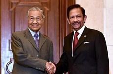 Malaysia và Brunei tăng cường quan hệ hợp tác song phương