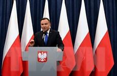 Tổng thống Ba Lan tuyên bố tăng cường vai trò trong NATO
