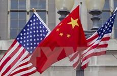Mỹ chưa có kế hoạch cử đoàn sang Trung Quốc đàm phán thương mại