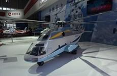 Nga và Trung Quốc hợp tác sản xuất máy bay trực thăng hạng nặng