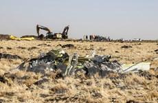 Máy bay Boeing 737 MAX phát ra tiếng động lạ trước khi rơi xuống