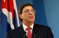 Cuba lên tiếng phản đối Mỹ mở rộng danh sách trừng phạt