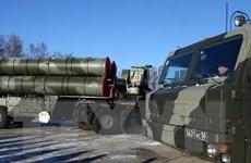 Nga: Các đơn vị được trang bị S-400 làm nhiệm vụ tại miền Tây
