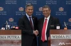 Singapore-Malaysia nhất trí quay lại ranh giới ban đầu về hải cảng