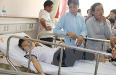 Bà Rịa-Vũng Tàu: 38 học sinh nhập viện sau khi ăn sinh nhật tại lớp