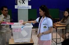 Thái Lan tổ chức bỏ phiếu sớm tại 395 địa điểm bầu cử trên cả nước