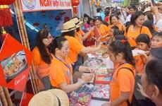 Sôi nổi Ngày hội Pháp ngữ tại Thành phố Hồ Chí Minh