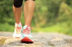 Đi bộ giúp giảm nguy cơ tử vong do đau tim, đột quỵ hoặc ung thư