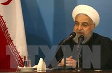 Tổng thống Iran khẳng định Mỹ thất bại trong việc trừng phạt