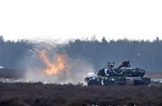 Binh sỹ Ba Lan-Mỹ tập trận đảm bảo an ninh sườn phía Đông NATO