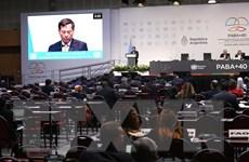 Bế mạc Hội nghị cao cấp của LHQ về hợp tác Nam-Nam lần thứ 2