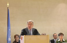 Việt Nam tích cực xây dựng nhiều dự thảo nghị quyết nhân quyền