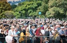 Hàng nghìn người dân New Zealand phản đối phân biệt chủng tộc
