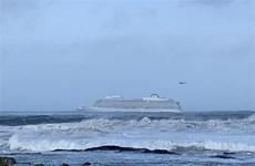 [Video] Sơ tán 1.300 hành khách mắc kẹt ngoài khơi Na Uy