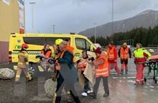 15 hành khách Canada có mặt trên tàu du lịch Viking Sky gặp nạn