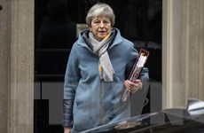 Anh: Đảng Bảo thủ bất mãn với thỏa thuận Brexit của thủ tướng May