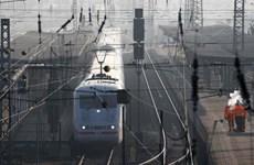 Áo bắt giữ nghi can người Iraq phá hoại đường sắt ở Đức