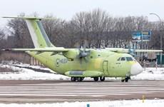 [Video] Máy bay vận tải quân sự của Nga lần đầu tiên cất cánh