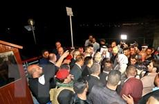 Nhà chức trách Iraq bắt giữ chủ chiếc phà bị chìm trên sông Tigris