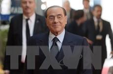 Cựu Thủ tướng Italy Berlusconi muốn tranh cử vào Nghị viện châu Âu
