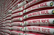 Xuất khẩu gạo của Thái Lan sụt giảm trong tháng Hai do giá cao