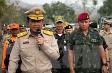 Tướng Thái Lan cảnh báo sẽ ngăn chặn các cuộc biểu tình sau bầu cử