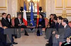 Việt Nam coi Pháp là đối tác ưu tiên trong quan hệ hợp tác với châu Âu