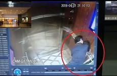 [Video] Danh tính gã trung niên sàm sỡ bé gái trong thang máy