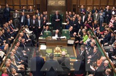 Hạ viện Anh duyệt dự luật ngăn chặn nguy cơ Brexit không thỏa thuận