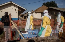 Dịch Ebola đang lan rộng với tốc độ chưa từng có tại CHDC Congo