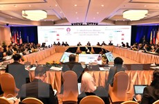 ASEAN đẩy mạnh hỗ trợ tăng trưởng kinh tế và ổn định tài chính