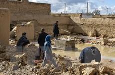 Mưa lũ tại miền Tây Afghanistan khiến ít nhất 7 người thiệt mạng