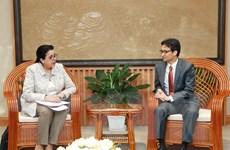 Việt Nam và IAEA hợp tác kỹ thuật hiệu quả trên nhiều lĩnh vực