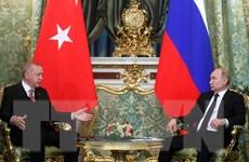 Nga ưu tiên thực hiện thỏa thuận chuyển giao S-400 với Thổ Nhĩ Kỳ