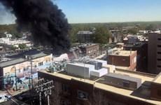Nổ đường ống khí gas tại Mỹ khiến 16 người thương vong
